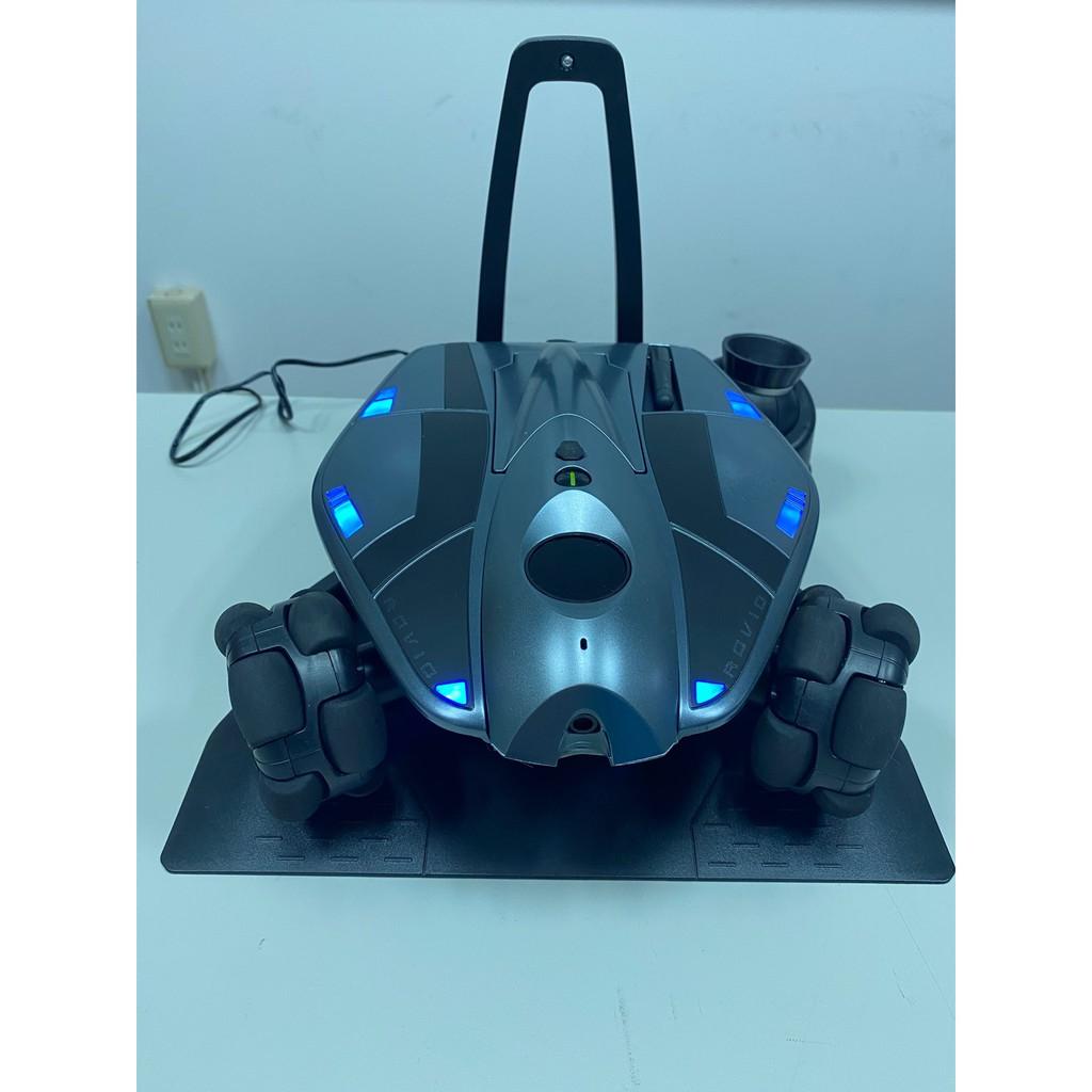 二手 ROVIO  WowWee 8033  webcam 機器人 遠距 視訊  網路攝影機 遙控車 ipcam