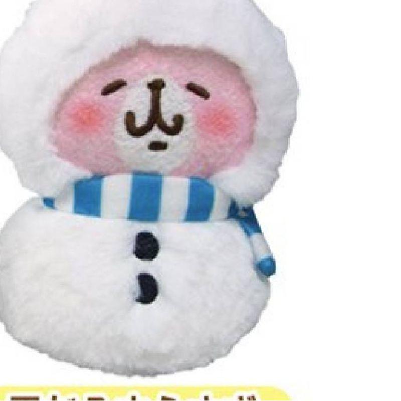 卡娜赫拉-日本雪人兔兔娃娃