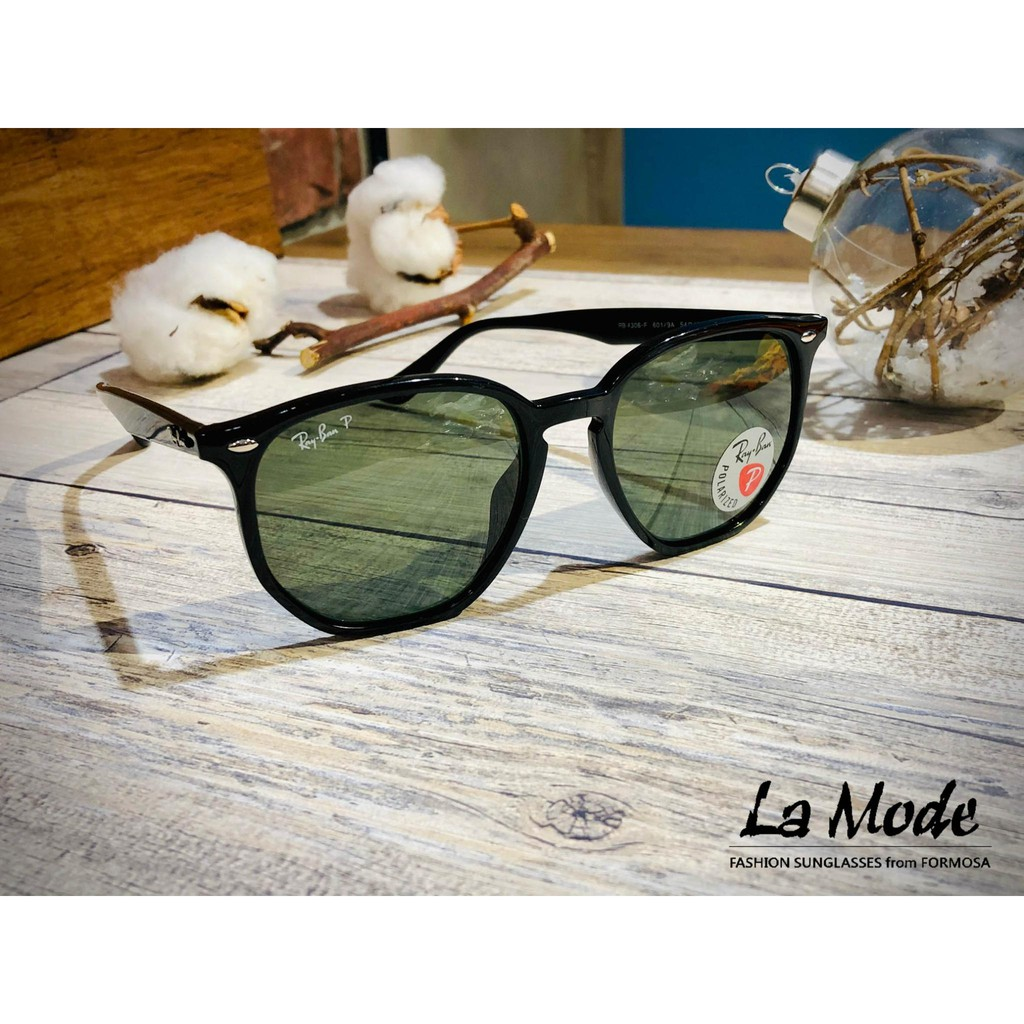 RayBan-偏光 RB4306F   6019A