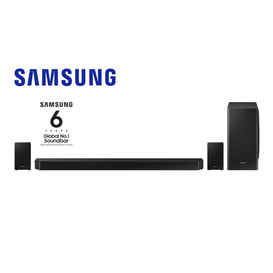 Samsung 三星 Soundbar HWQ950T/ZW 9.1.4聲道【雅光電器商城】