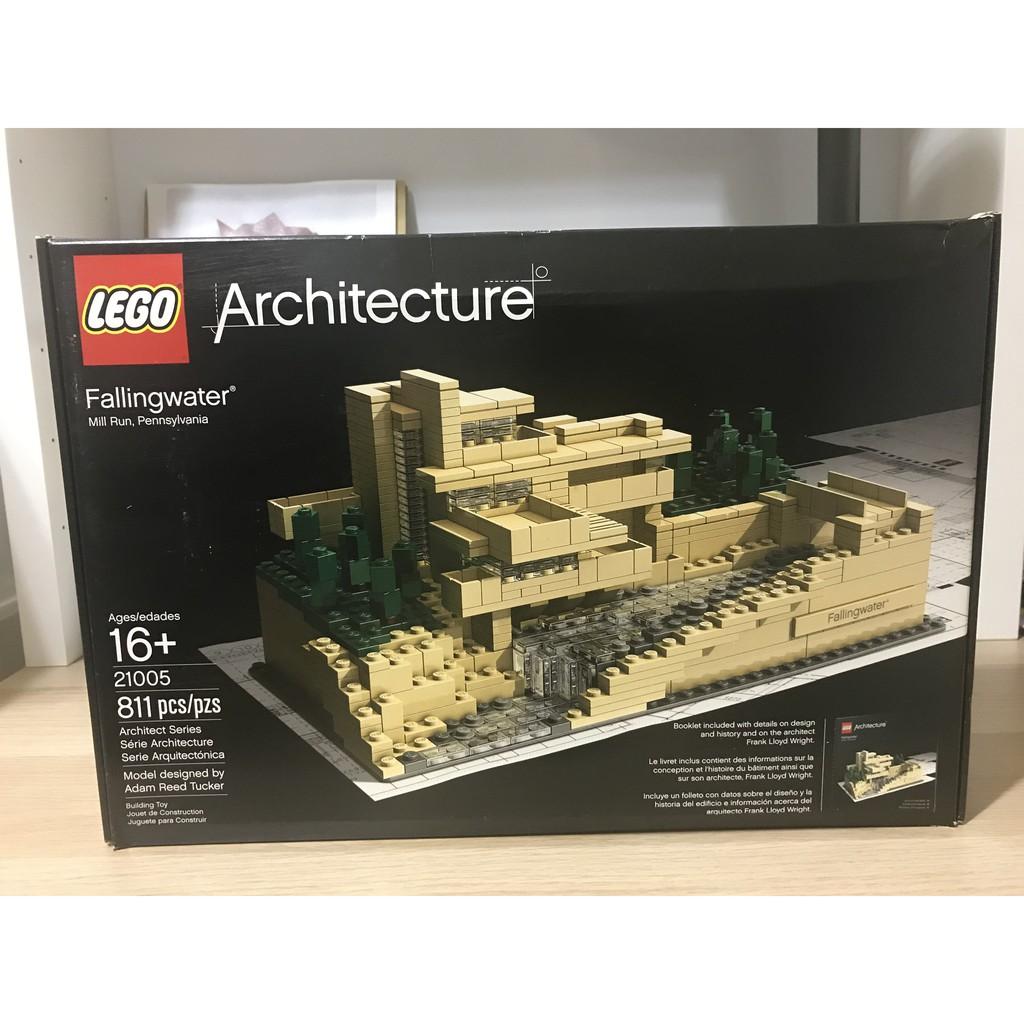 LEGO 21005 Fallingwater 落水山莊