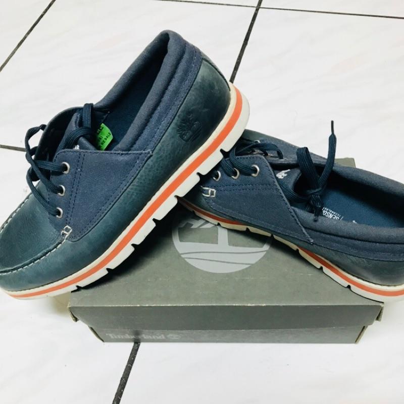 Timberland藍色休閒鞋