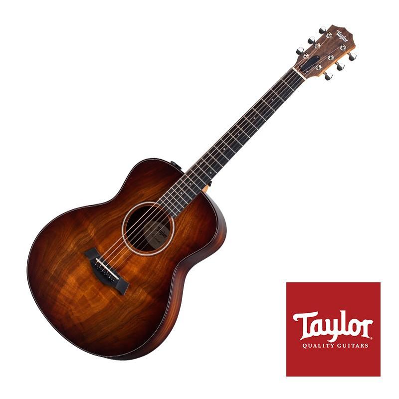 Taylor GS Mini-e-Koa Plus 36吋 旅行吉他 全夏威夷相思木 民謠吉他 【他,在旅行】