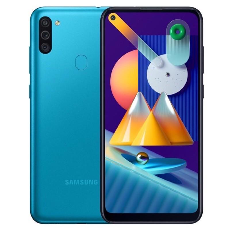 SAMSUNG Galaxy M11 (3GB/32GB) 智慧型手機 晨曦藍/暮光紫/迷霧黑