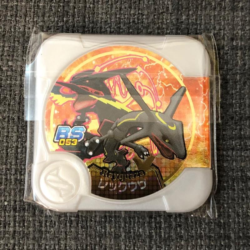 神奇寶貝Tretta 02彈金卡烈空座(正版)