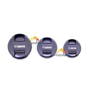 ☆PhotoFan☆ 82mm 副廠Canon中扣式鏡頭蓋 Canon EF 24-70mm f2.8L II USM 臺南市