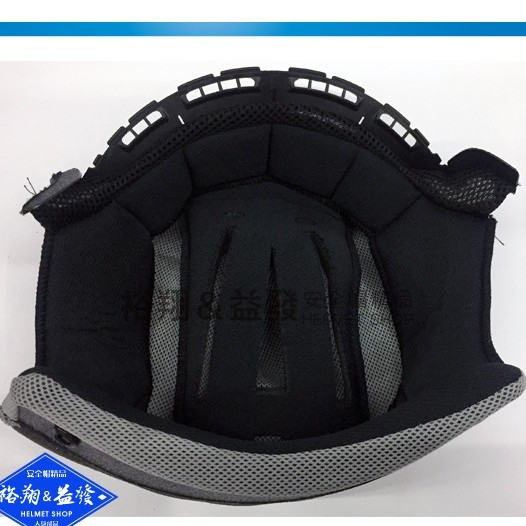 THH T-76 T76 A+ 全罩安全帽 透氣 內襯全可拆 專用內襯 頭頂 配件《裕翔》