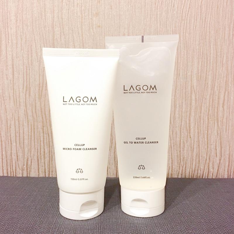 韓國 LAGOM 洗面乳 2款選擇