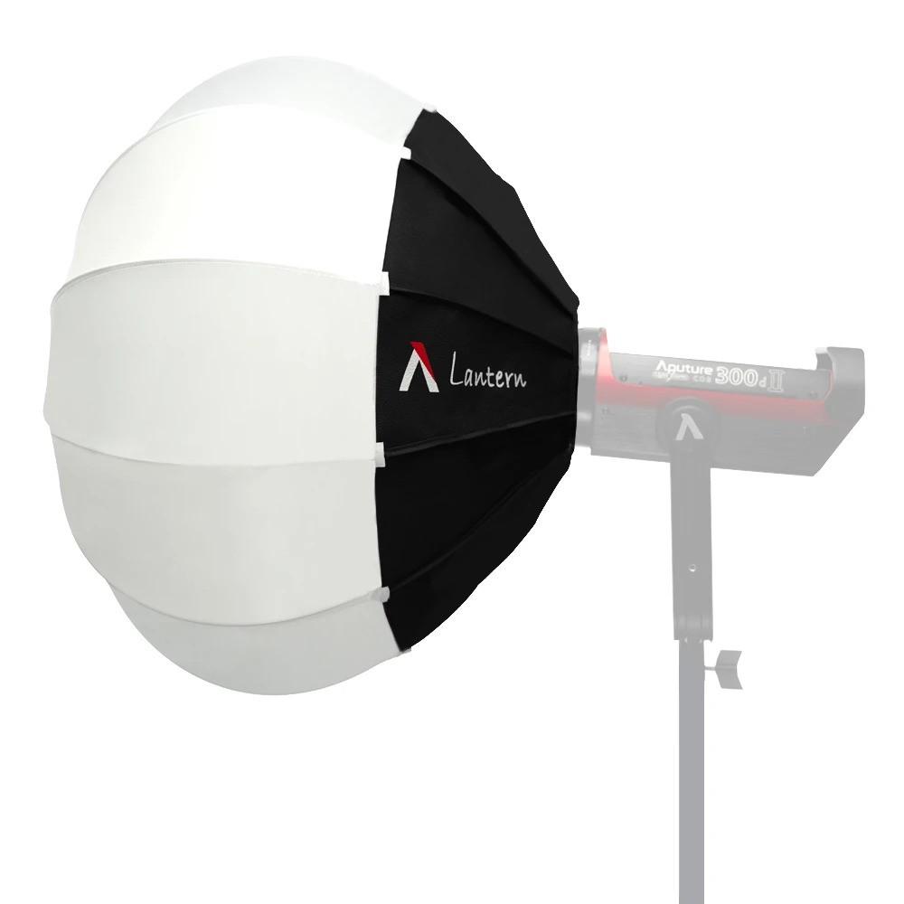 Aputure Lantern 燈籠罩 柔光罩 65cm 保榮卡口 Bowens 快收式 球形 [相機專家][公司貨]