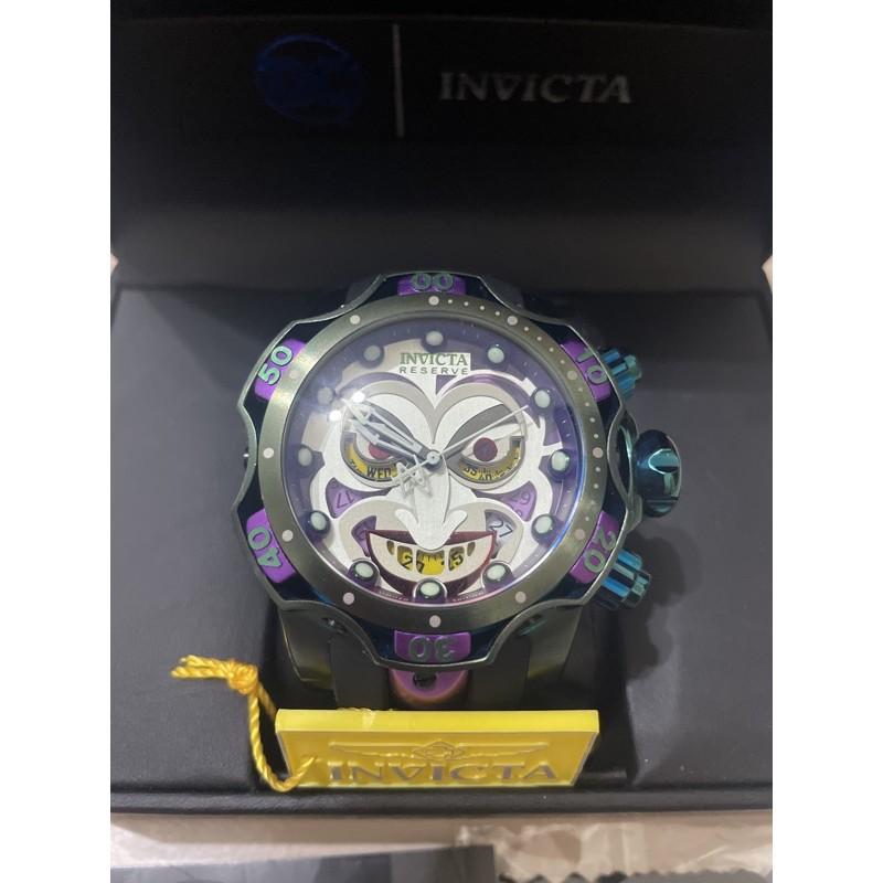 Invicta 英威塔原廠公司貨 全球限量小丑DC Comics-Joker