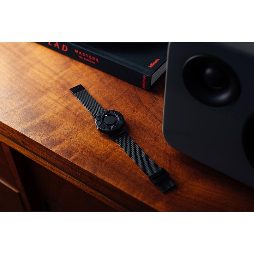 現貨 eone Bradley Element Black 中性 腕錶 手錶 觸感 腕錶