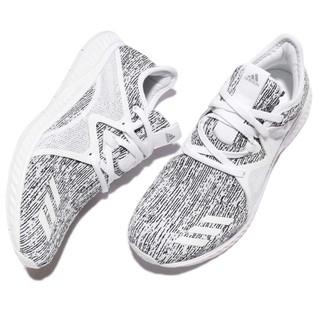 正品 ADIDAS RUNNING W EDGE LUX 2.0 愛迪達 雪花 輕量 慢跑鞋 BY4563 鞋 白黑