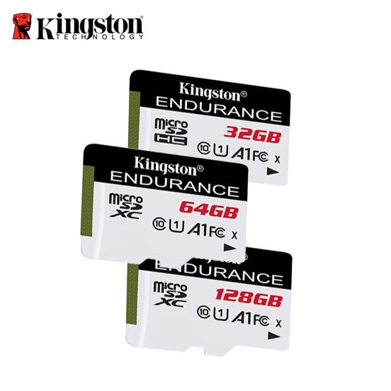 金士頓 HIGH ENDURANCE 32G 64G 128G microSD U1 行車記錄器 / 監視器 專用記憶卡