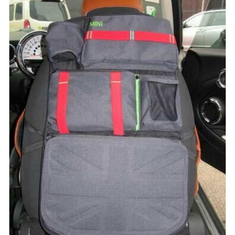 MINI COOPER 椅座後背置物袋