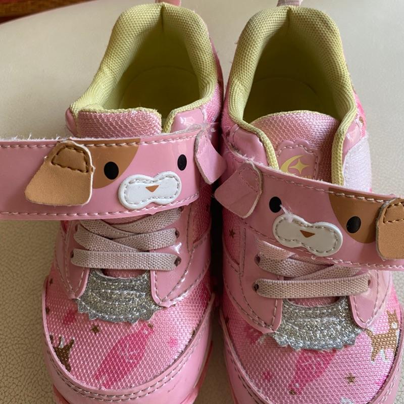 Moonstar二手女童鞋 size 16.0
