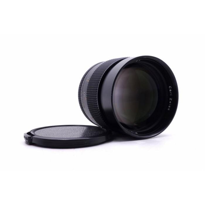 【台中青蘋果3C】Contax Carl Zeiss Planar T 85mm f1.4 二手  鏡頭 #09406