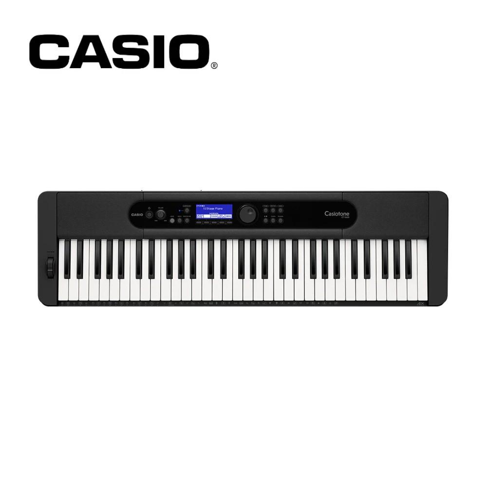 CASIO CT-S400 61鍵自動伴奏電子琴【敦煌樂器】