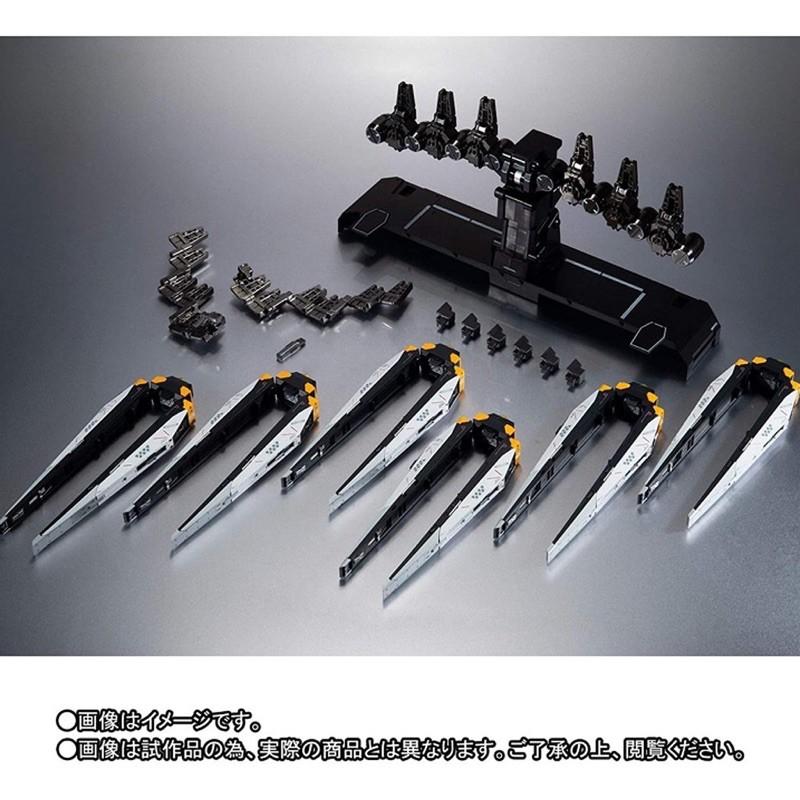 全新現貨 日本魂商店 解體匠機 解体匠機 RX-93 v鋼彈 翼狀 感應砲 浮游砲 擴充零件