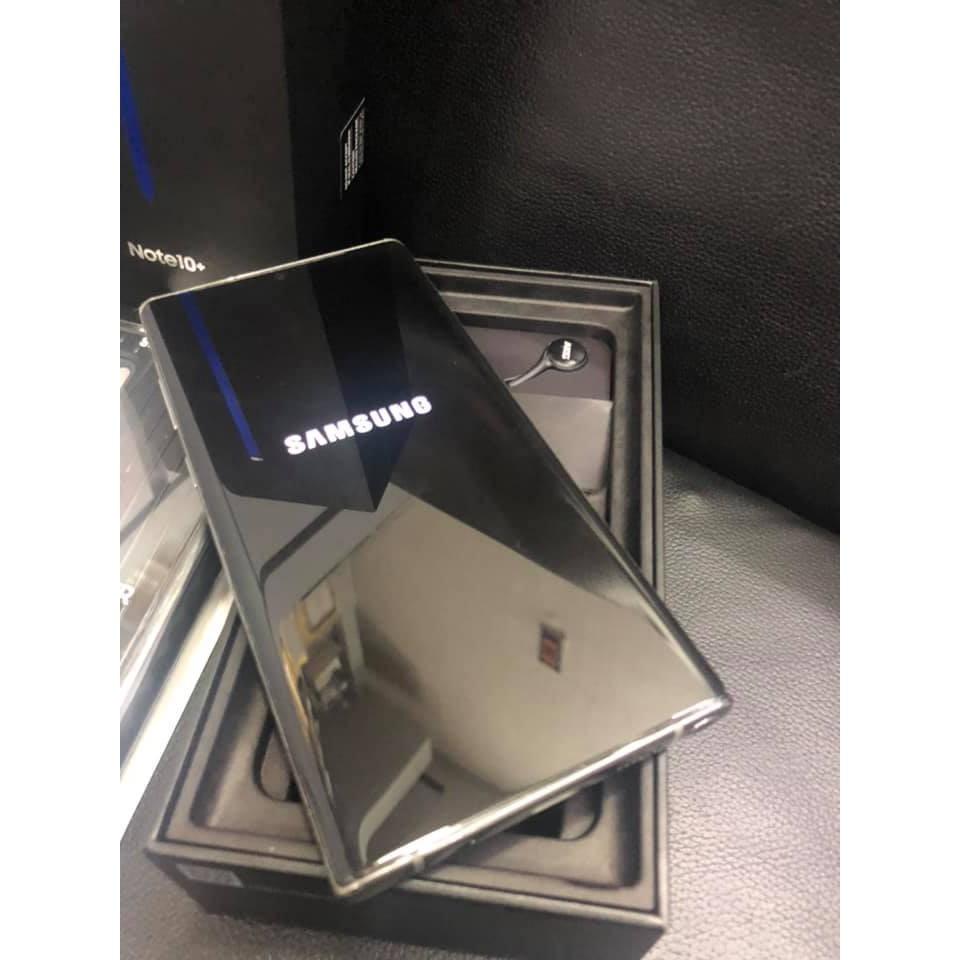 *最殺小舖*中古2019 三星Samsung Galaxy Note10+ 6.8吋 銀黑白蘭藍四色 NOTE10 二手