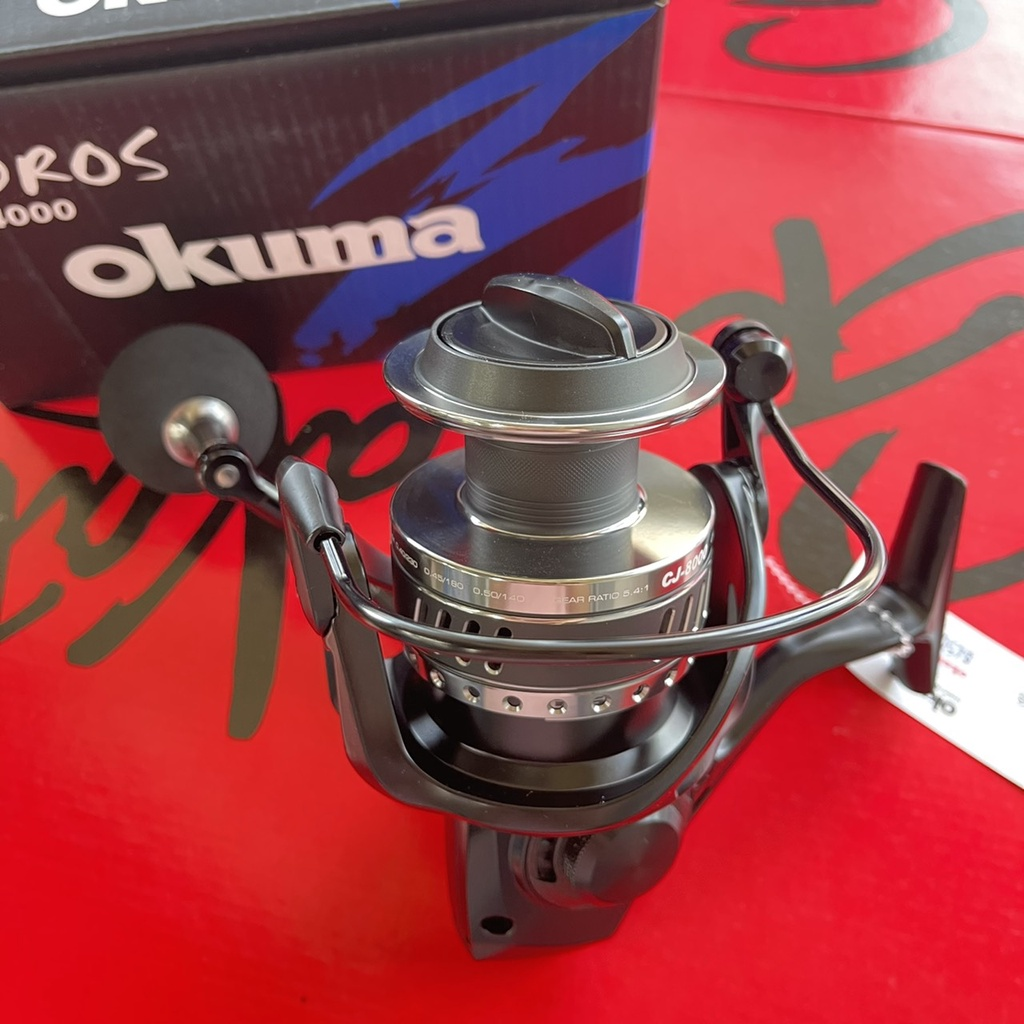 特價 寶熊 2021 最新 OKUMA CEDROS 喜多智 捲線器 大物捲線器 紡車 海釣場 #4000~14000