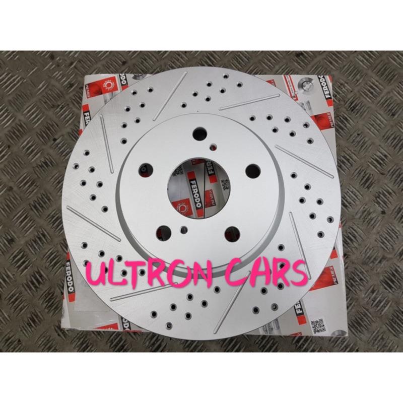 LEXUS IS300H 2013- FERODO 煞車盤 前碟盤