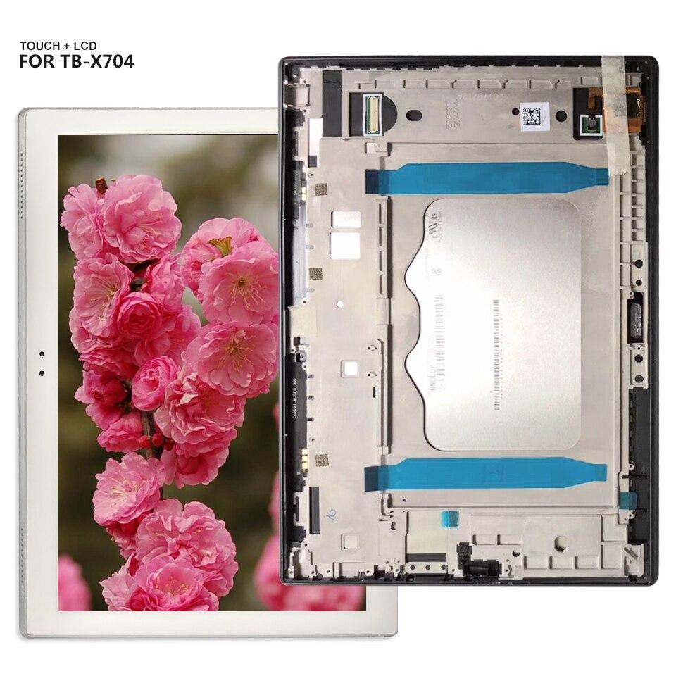 適用於Lenovo Tab 4 10 Plus TB-X704 TB-X704L TB X704 Tab4-x704液晶
