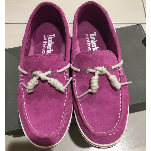 Timberland帆船鞋