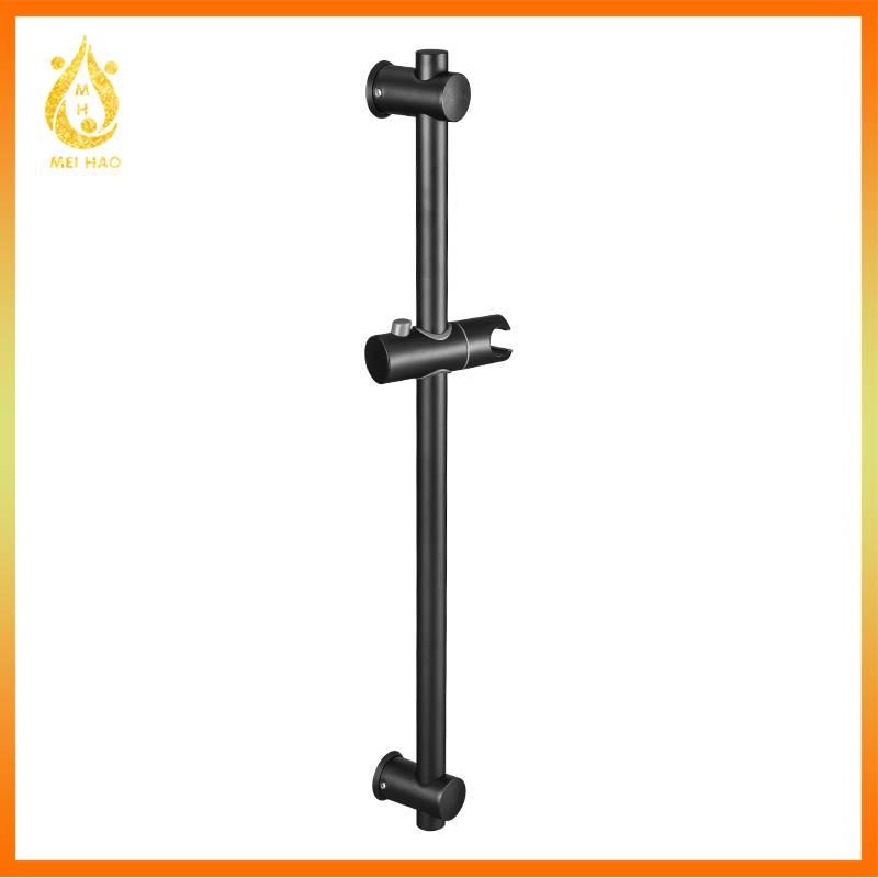 廠家直銷 304不鏽鋼黑色滑竿組 滑桿組 升降桿 蓮蓬頭昇降桿 伸降桿 噴頭架滑桿