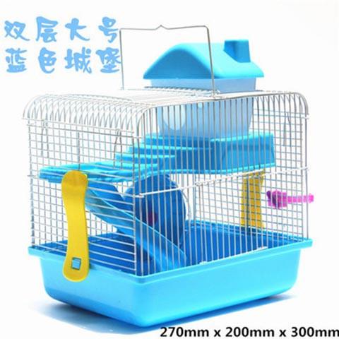 壓克力鼠籠 黃金鼠籠 飼養大禮包  倉鼠籠 小田園倉鼠相親籠倉鼠小大城堡倉鼠用品