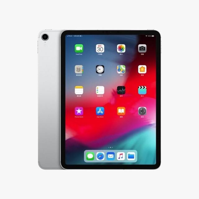 [福利品]iPad pro wi-Fi 11吋 64g  銀