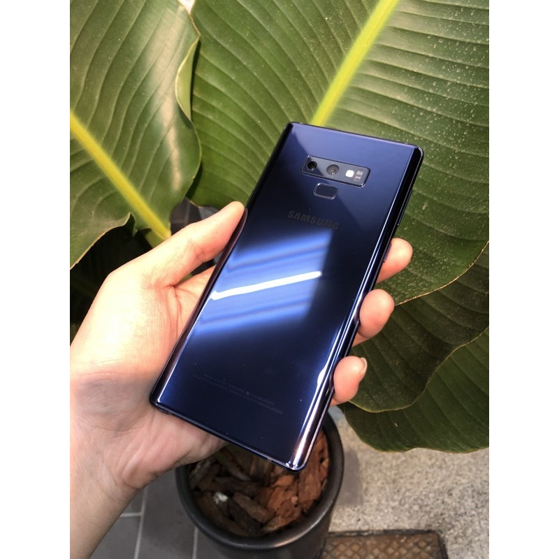 二手Samsung Note9 藍色9成新