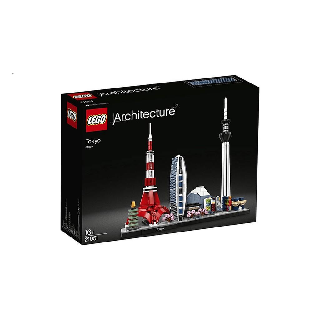 LEGO 樂高 21051 東京
