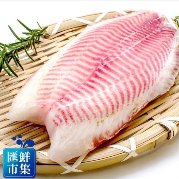 [匯鮮市集]台灣鯛魚背肉(雙背)