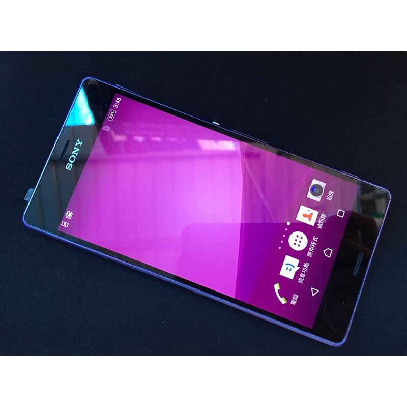 *最殺小舖*中古Sony Xperia Z3 D6653 4G LTE 防水防塵 有使用痕跡 二手索尼便宜手機另有z3