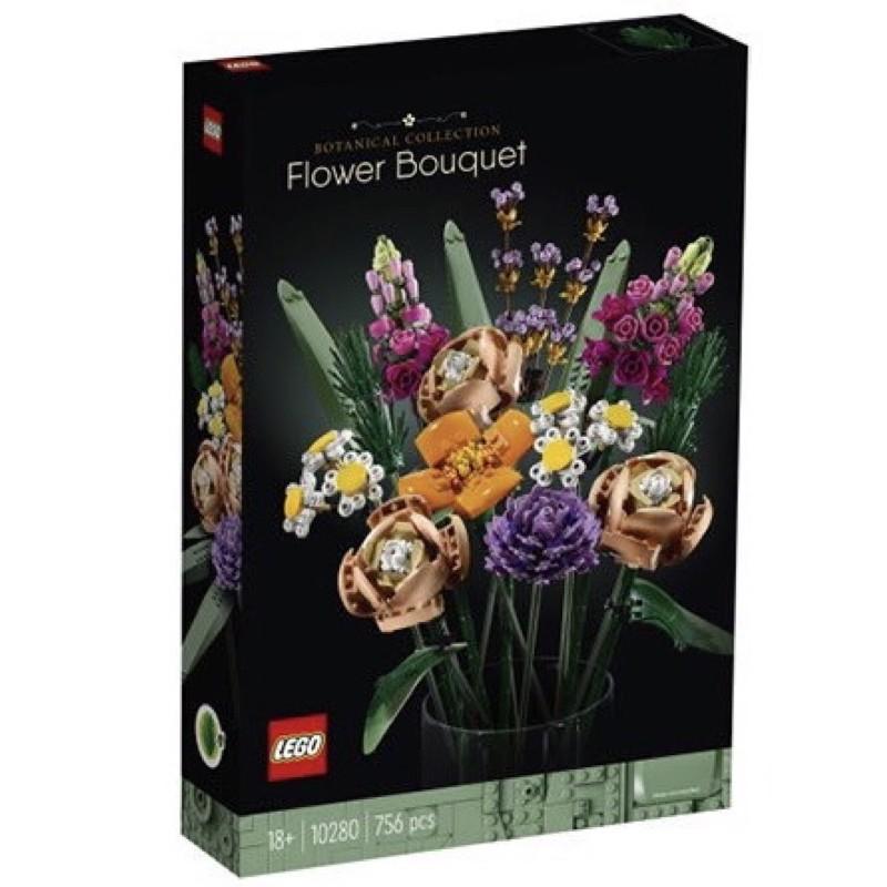 【阿育小舖】缺貨中!Lego 10280 Flower Bouquet 花束