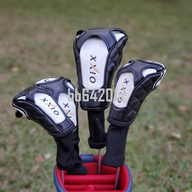 XXIO高爾夫木桿套 桿頭套 帽套球桿保護套 XX10球頭套高爾夫球桿bb64201a