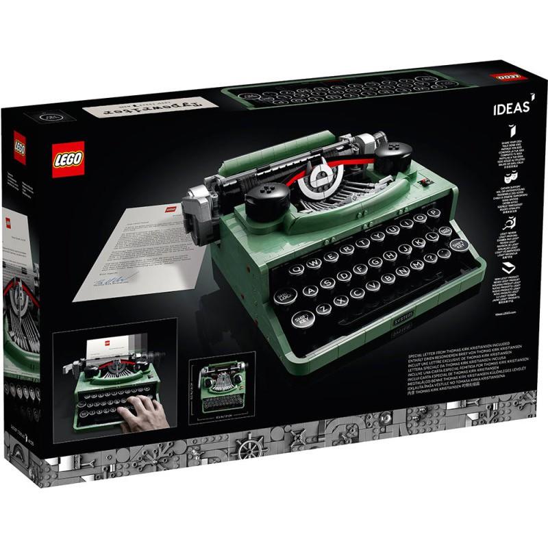 【ShupShup】(預購) LEGO 21327 typewriter 復古 打字機(10月到貨)