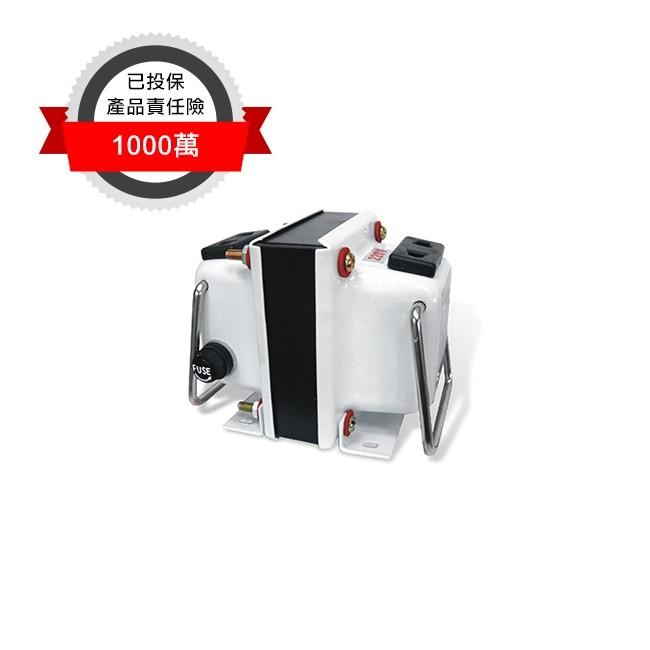 聖岡 升降 電壓 調整器 變壓器 (GTC-1000) 1000W 適用:電鍋 電火鍋…等