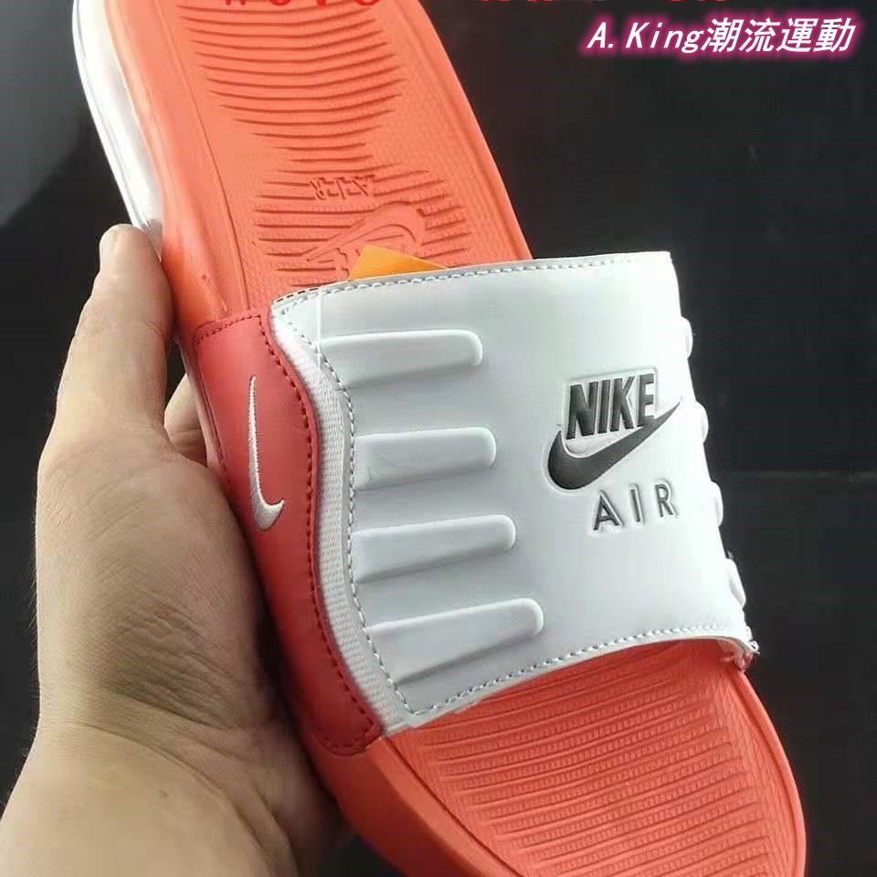 A.King潮流 Nike耐吉夏季新款Air Max Camden 90男女休閑運動氣墊沙灘涼拖