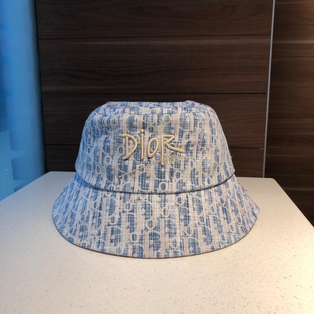 二手 正品 DIOR迪奧 👒DIOR官網同步新款發布 D家漁夫帽