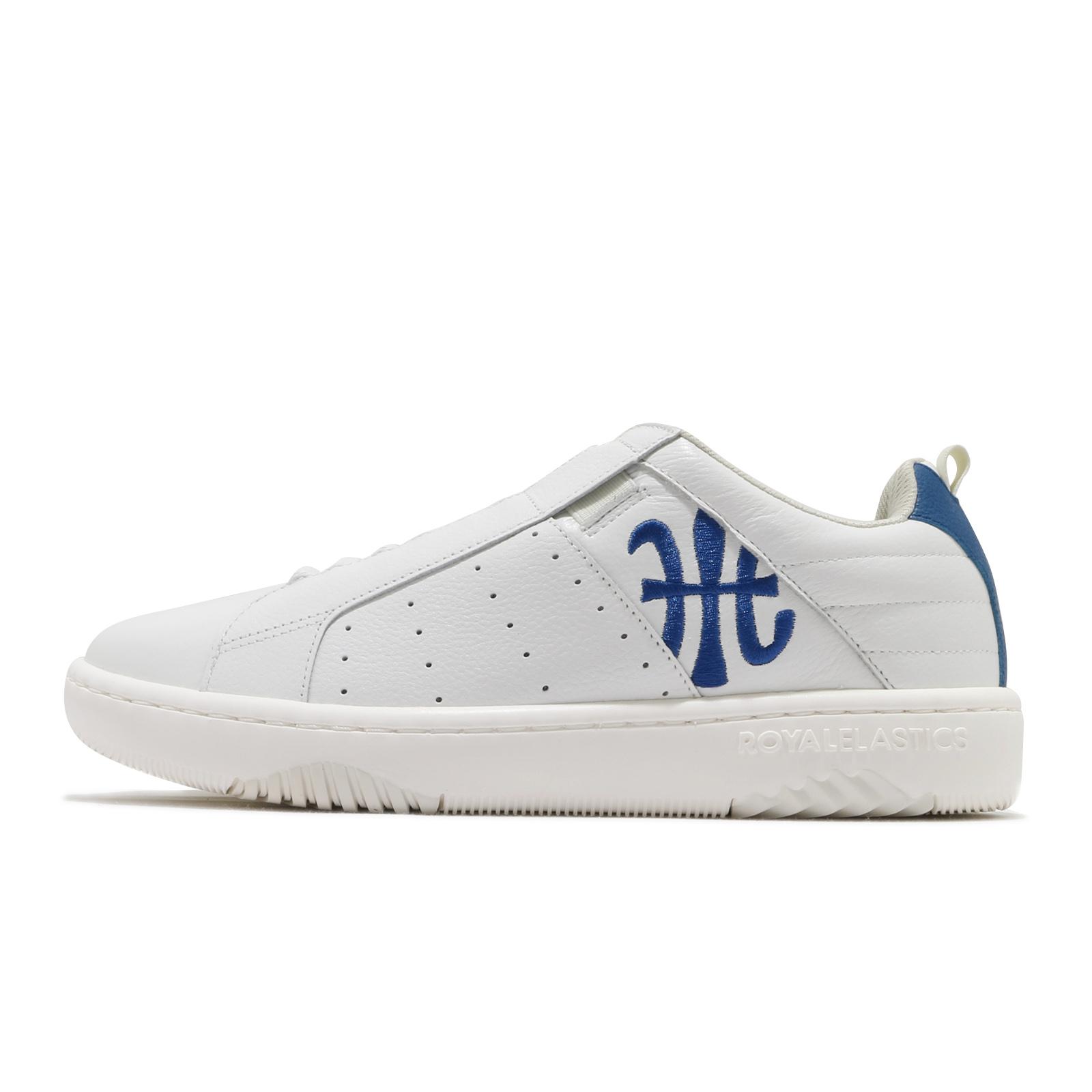 Royal Elastics 休閒鞋 Icon Manhood 2.0 白 藍 男鞋 06502-005 【ACS】