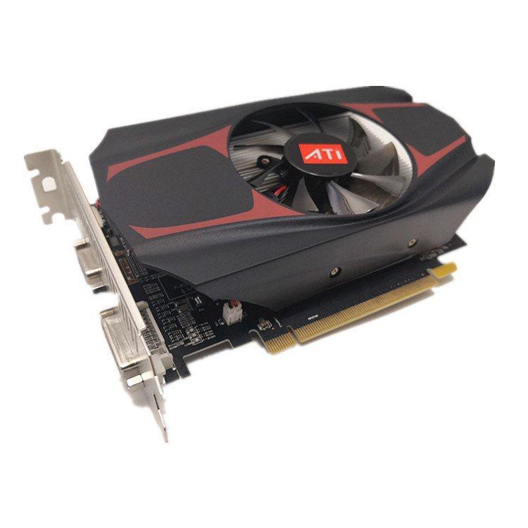 【限時折扣】工廠批發HD7670 D5一件式機辦公電腦遊戲顯卡外貿6450 6750 albb