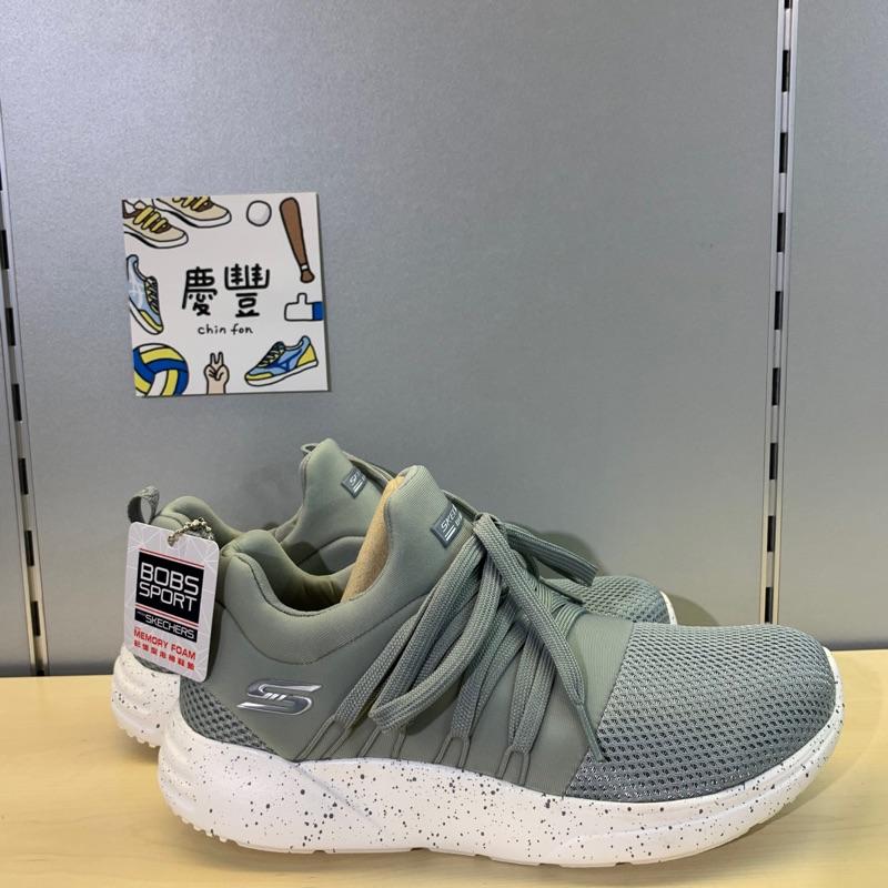 慶豐體育👟 [特價六折]SKECHERS BOBS SPARROW 女 慢跑鞋 灰 柔軟 舒適 32703GRY