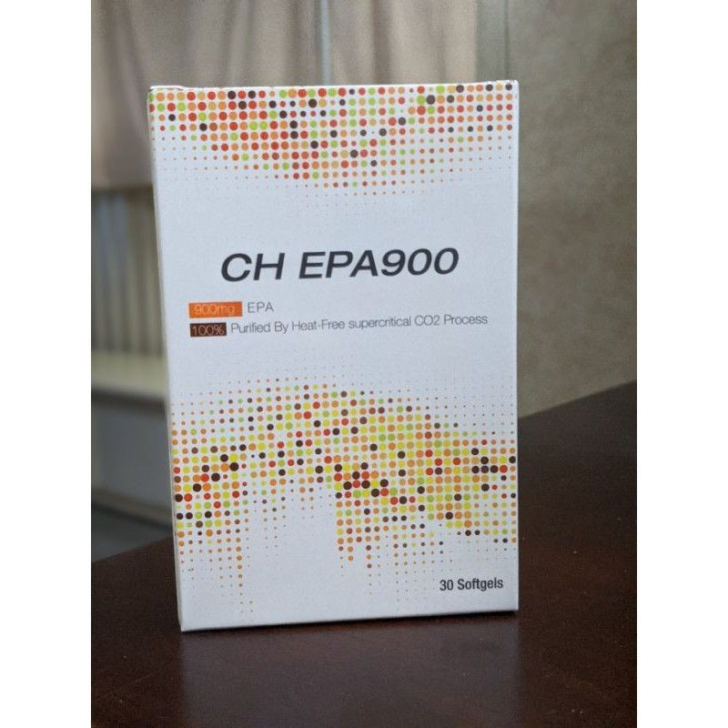 EPA900 高單位EPA魚油 30粒
