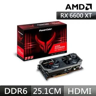 [龍龍3C] 撼訊 Powercolor RX 6600XT Red Devil OC 8G 顯示卡 DDR6 電競