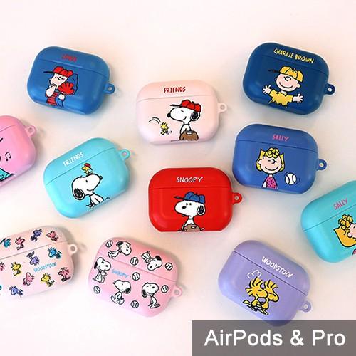 AirPods Pro 保護殼│Snoopy 史努比│硬殼 保護套│z9136