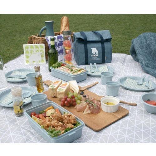 [預購 每月  15 / 30 日 中午 12:00收單 ]  2021 日本 MOZ 餐具套裝組  野餐露營夥伴!!