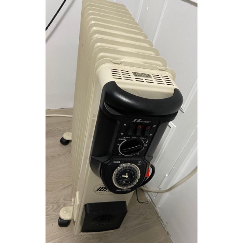 德國原裝進口北方11片葉片式電暖器