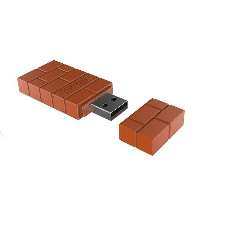 八位堂 8Bitdo USB 無線 藍芽 手把 控制器 接收器 支援 PS4/PC電腦/NS 主機【台中大眾電玩】