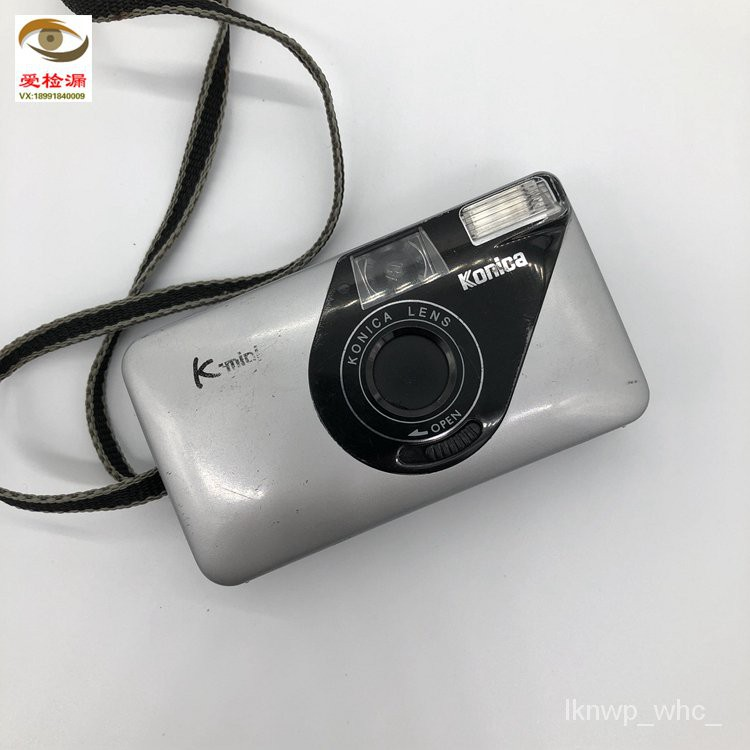 柯尼卡KONICA K mini 135膠片相機 一般品現貨免運